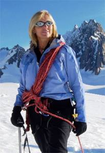 Cheryl Bart: Woman On Top of the World | World Expeditions