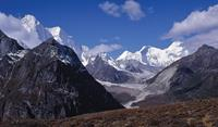 Everest Kangshung Face on the border with Tibet, China, and Nepal - World Expeditions