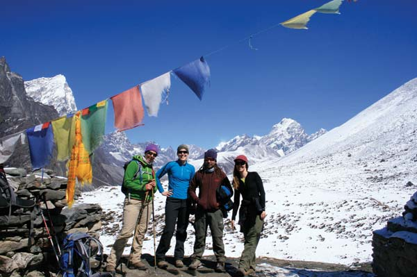How long required for Everest Base Camp Treks