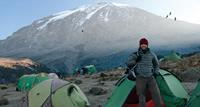 Karanga Camp, climb Kilimanjaro - World Expeditions