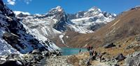 Trekking to Gokyo Lakes in Nepal - World Expeditions