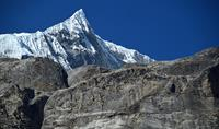 Langtang II peak in Nepal - World Expeditions