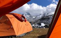 View-from-my-tent_Bhutan-trekking-holiday_World-Expeditions