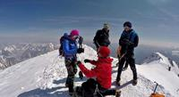 quality Mont Blanc climbing trips with World Expeditions