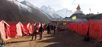 Everest Base Camp private Eco Camp - World Expeditions