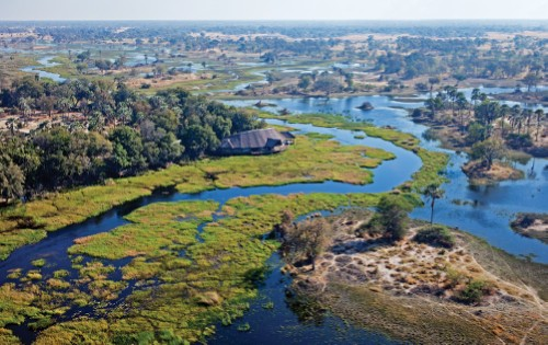 The magnificent Okavango Delta&#160;-&#160;<i>Photo:&#160;Peter Walton</i>