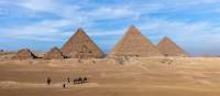 The magnificent Pyramids of Giza | Richard I'Anson