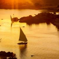 Experiencing the Nile on a river cruise is a highlight when visiting Egypt | Richard I'Anson