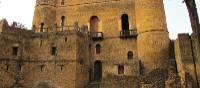 Fasil Ghebi palace compound in Gondar | Fiona Windon