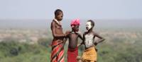Local boys in southern Ethiopia
