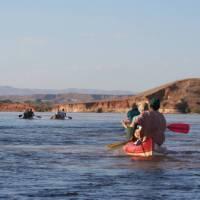 Canoeing the Manombolo River   Ken Harris
