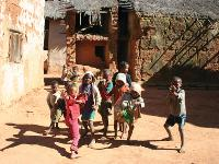 Local village kids, Madagascar -  Photo: Ken Harris