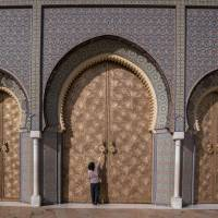 Enjoy superb examples of Islamic architecture when in Morocco   James Griesedieck