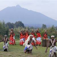 Tribal dancers | Ian Williams