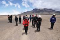 Incredible landscape of Mt Kilimanjaro |  <i>Peter Brooke</i>