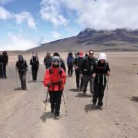 Incredible landscape of Mt Kilimanjaro | Peter Brooke
