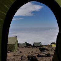 Morning views from Karanga Camp | Natalie Tambolash