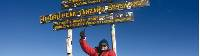 The summit of Mt Kilimanjaro |  <i>Philip Verrall</i>