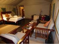 Bomani Tented Camp - room |  <i>Ian Williams</i>