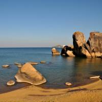 The unique formations of Senga Bay | Bruce Taylor