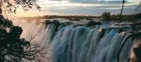 Victoria Falls at the border of Zambia and Zimbabwe | Carolina De Figueiredo