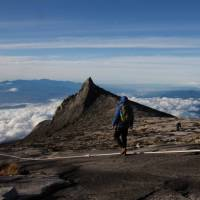 Walking on the summit of Mt Kinabalu | Charles Duncombe