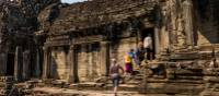 Exploring the ruins of ancient Angkor Wat | Lachlan Gardiner