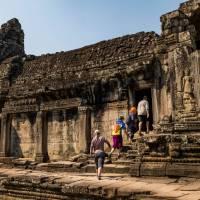Exploring the ruins of ancient Angkor Wat | Lachlan Gardiner