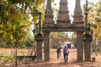 Cycling in Cambodia |  <i>Lachlan Gardiner</i>