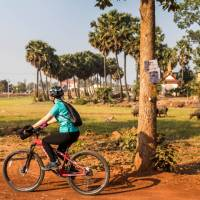 Cycling is the ideal way to discover the real Cambodia | Lachlan Gardiner