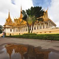 Visit the famous Royal Palace, Silver Pagoda, in Phnom Penh | Peter Walton