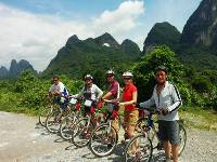 Cycling China on the Backroads to Yangshou