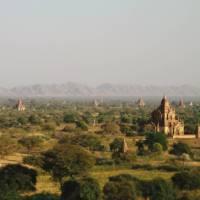 Surrounding plains of Bagan's majestic landscape | Mike Geisel