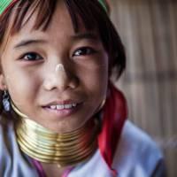 Local Paduang girl near Inle Lake | Richard I'Anson