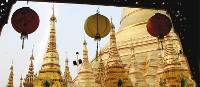 The Shwedagon Pagoda also known as the 'golden' pagoda | Mike Geisel