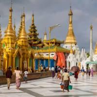 Shwedagon Pagoda, Yangon | Richard I'Anson