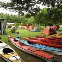 An overnight camp in the Yasawa Islands | Al Bakker