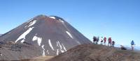 Tongariro Crossing, North Island NZ, one of the best one day walks in the world | Judy Quintal