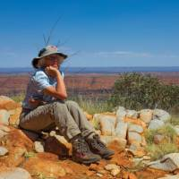 Counts Point offers a true high point to contemplate the expanse of the West MacDonnell Ranges   Graham Michael Freeman