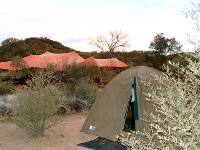 Exclusive wilderness semi permanent camps |  <i>Sue Badyari</i>