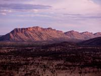 The Larapinta Campsites offer inspiring views across the West MacDonnell Ranges |  <i>Brett Boardman</i>