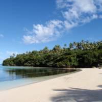 Beautiful Taunga Island