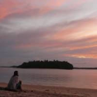Sunset over the Vava'u Islands | Sherry Wootton