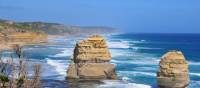 The Great Ocean Walk includes spectacular coastal scenery such as the Twevle Apostles
