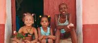 Local girls in Trinidad, Cuba | Carlie Ballard