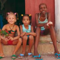 Local girls in Trinidad, Cuba | Carlie Ballard