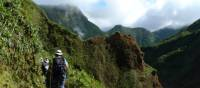 Trekking on the Waitukubuli Trail, Dominica | Michael Eugene
