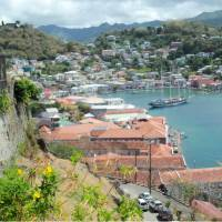 Explore laid back towns on the coast of Dominica in the Caribbean