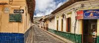 Wander the cobblestone streets of Antigua in Guatemala