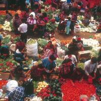 The colourful local market | Andreas Holland